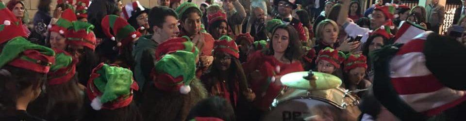 Church Christmas Festivities 2019 -cv-